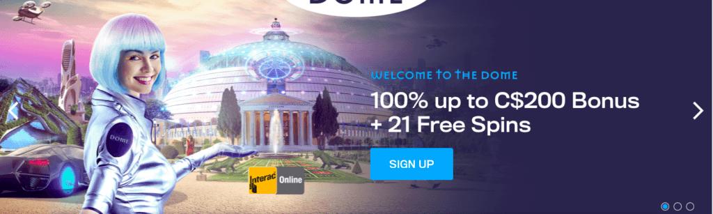 Casino Dome CA