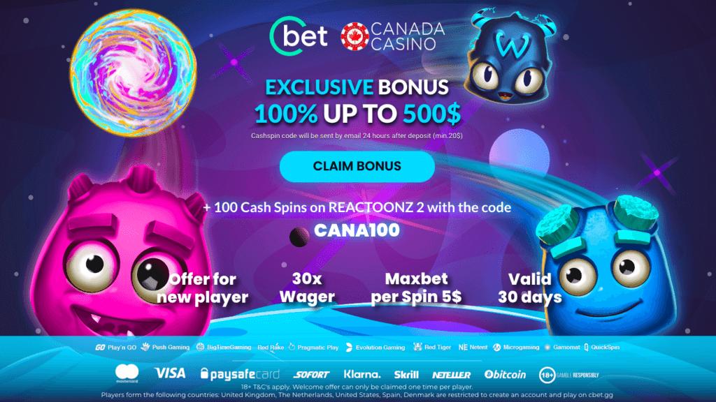 CBet.gg Casino