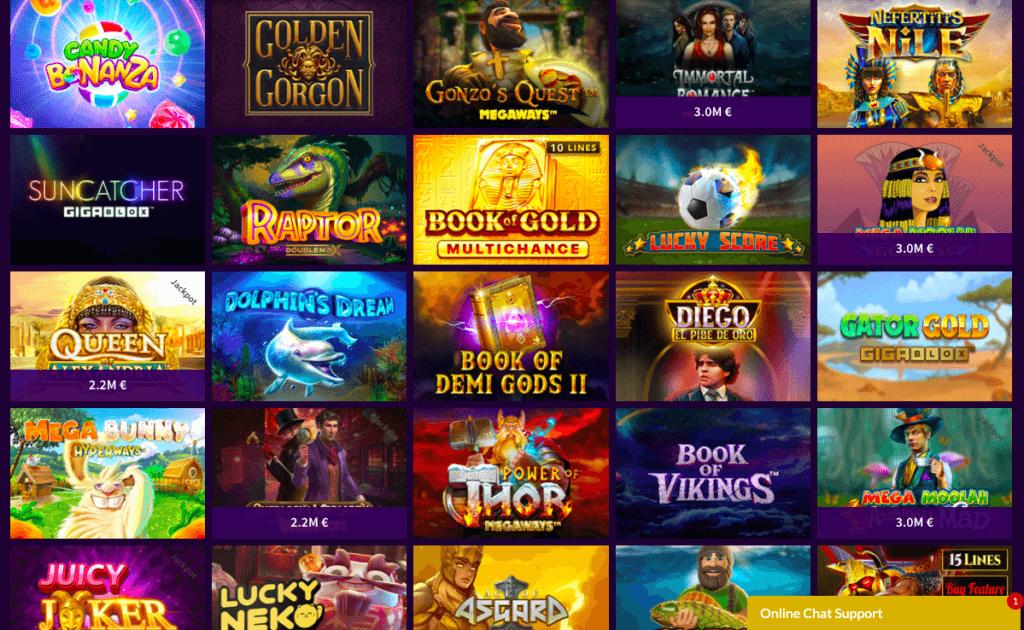 Haz Casino Games