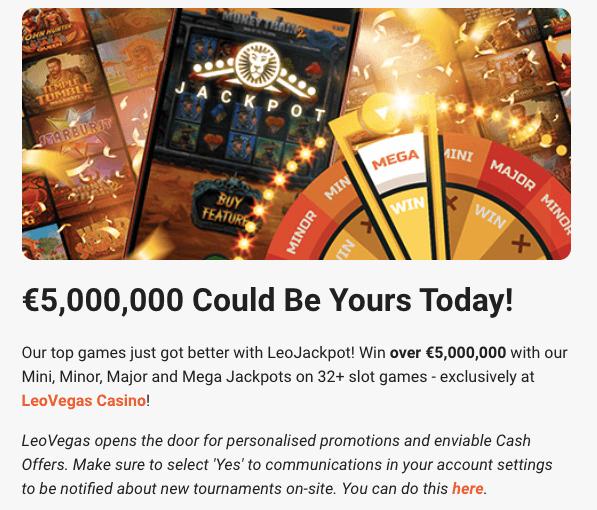 Kasino Leo Vegas