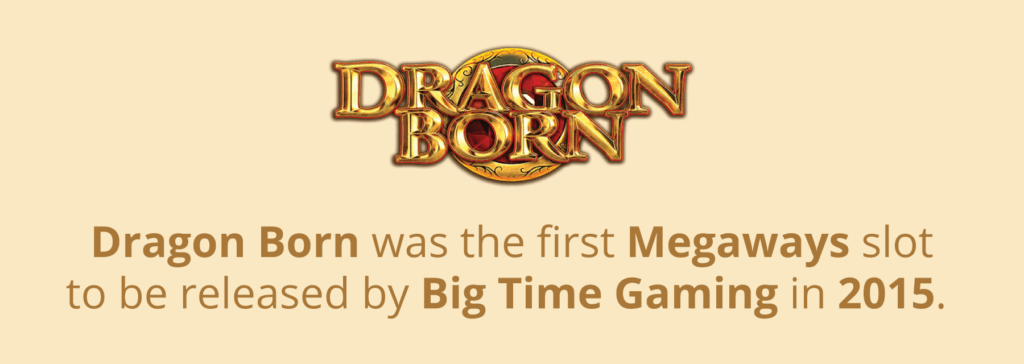 Dragon Born By Big Time Gaming