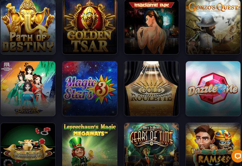 Praise Casino - slots