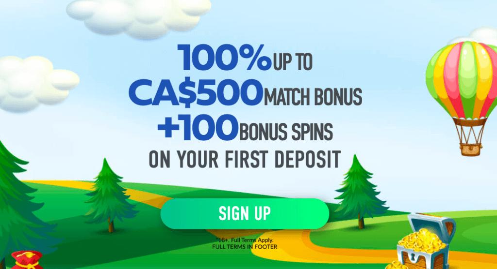 SlotNite Casino promo