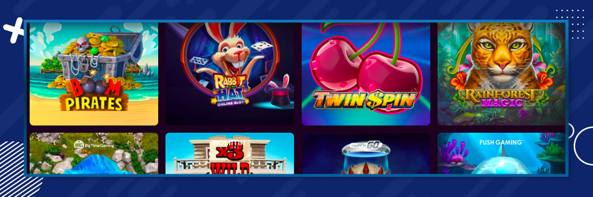 Boom Casino online slots