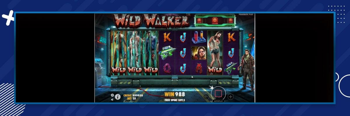 Wild Walker slot