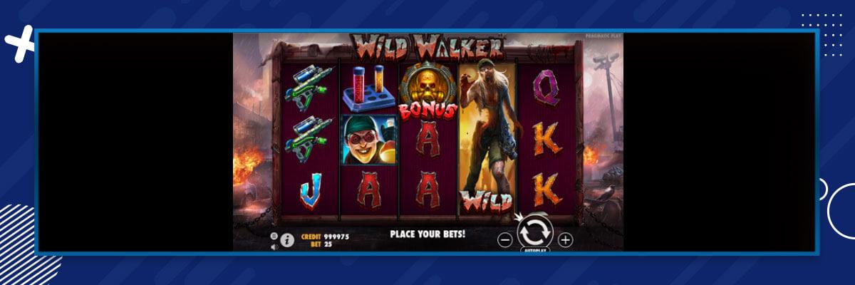 Wild Walker gameplay
