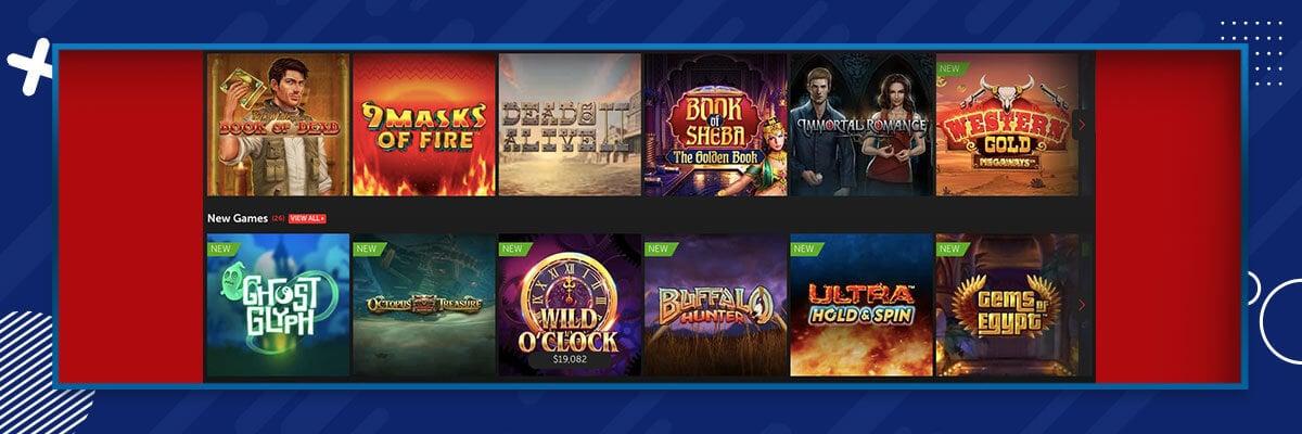 Betsafe online slots