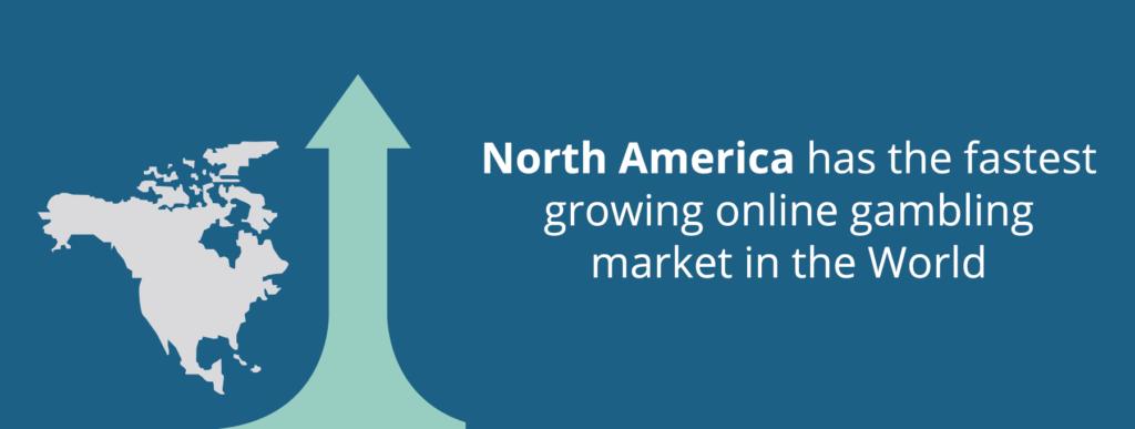 North American gambling market