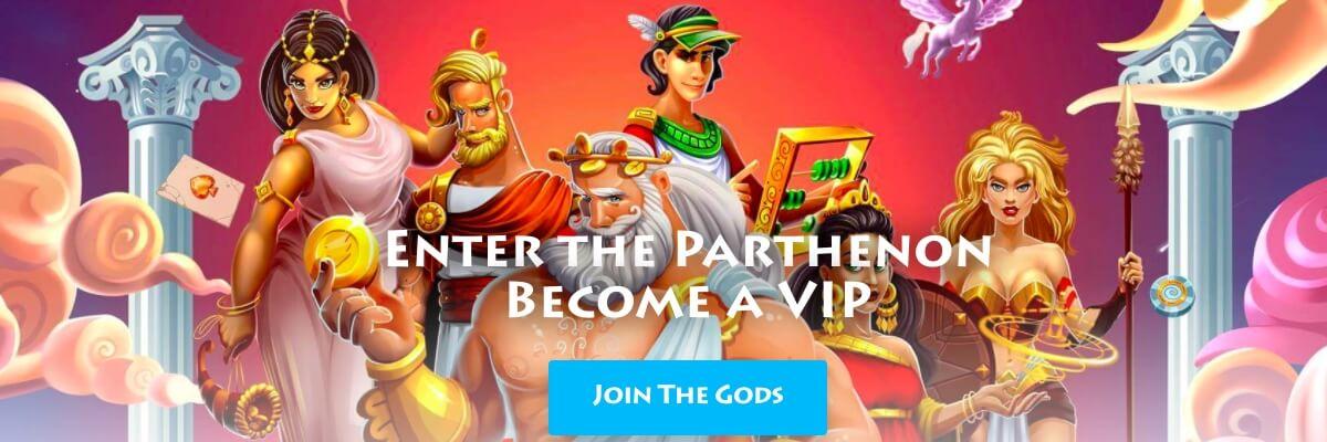Casino Gods VIP