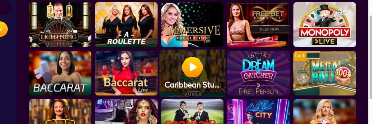 Casino360 Live Casino
