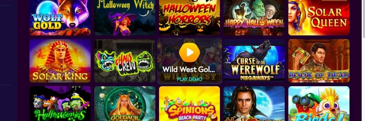 Casino360 games