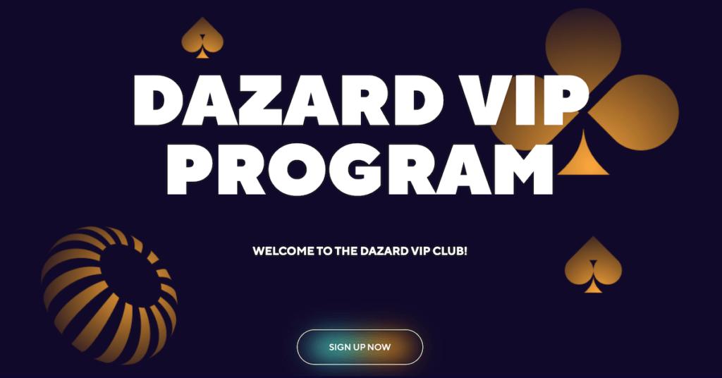 dazard VIP program