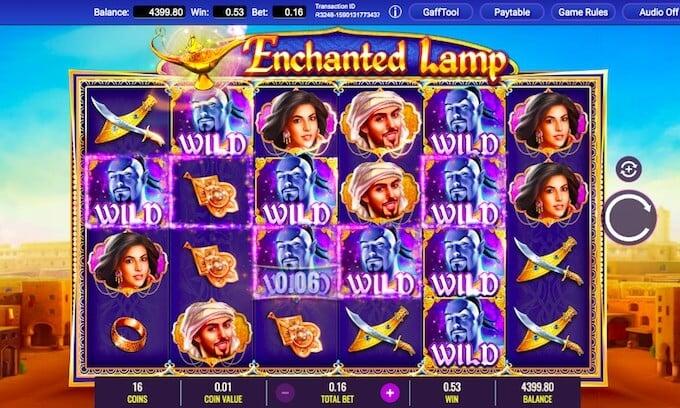 Enchanted Lamp Slot Review