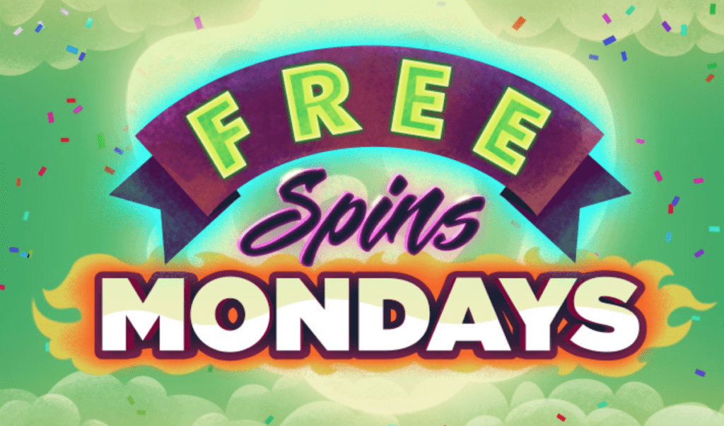 free spins monday at mucho vegas