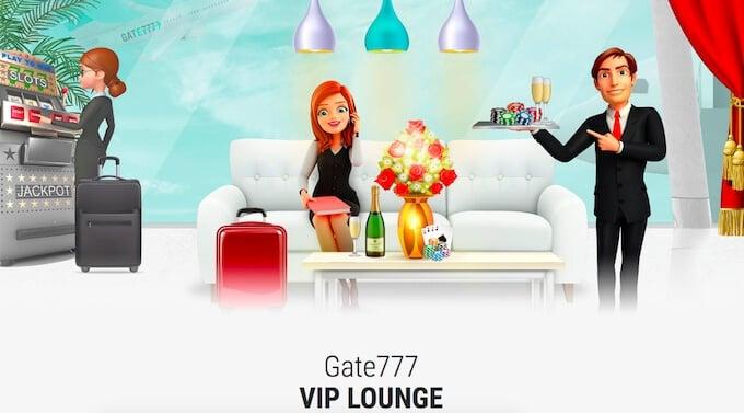 Gate777 VIP program