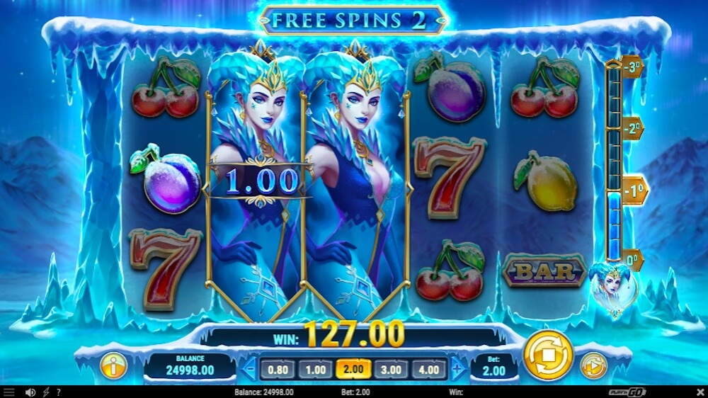ice joker slot free spins