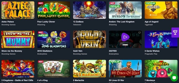 iLucki Casino Games