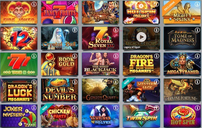 Karamba Casino Canada Review