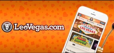 LeoVegas Mobile Casino App