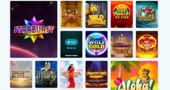 Review Lucky Days Casino