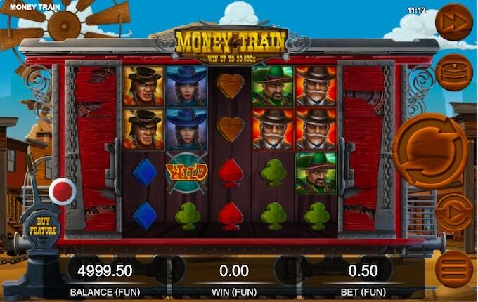 Money Train Slot