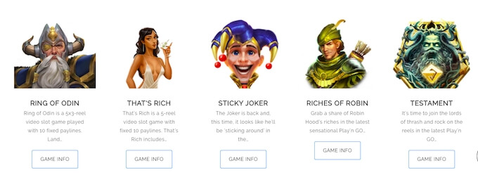new play n go casino games canada