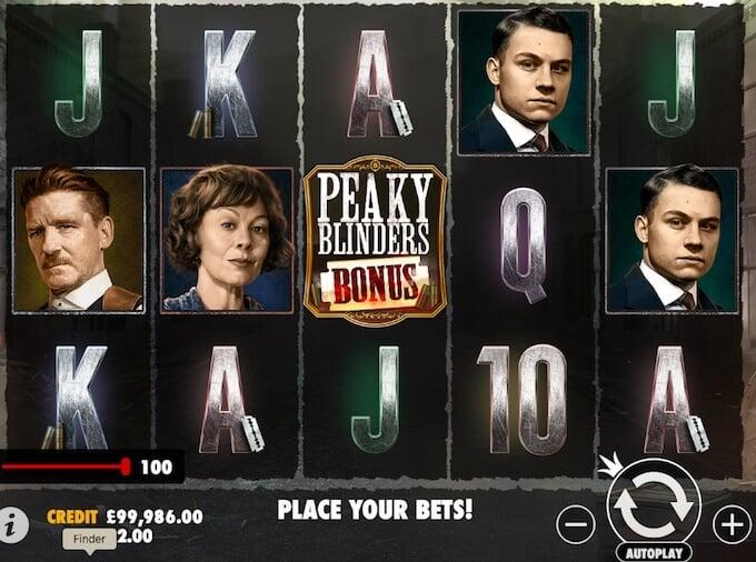 Peaky Blinders Slot Pragmatic Play