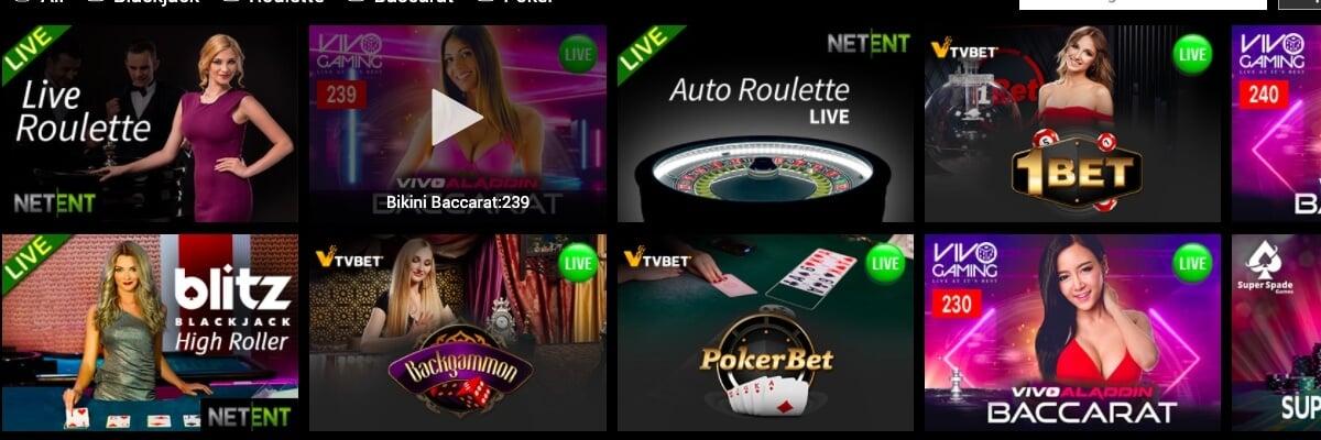 Power Slots Live Casino