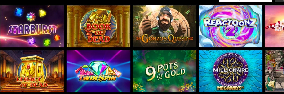 Power Slots Games