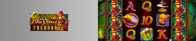 Da Vincis Treasure slot
