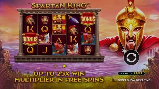 Spartan King Symbols