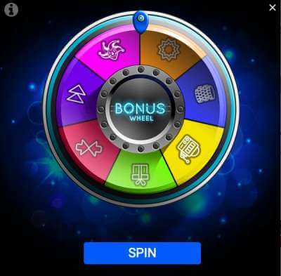 Spin casino offers