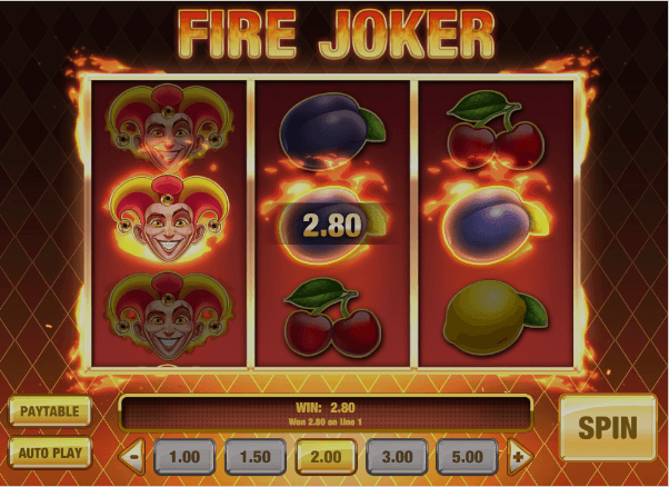 Spinit online slots