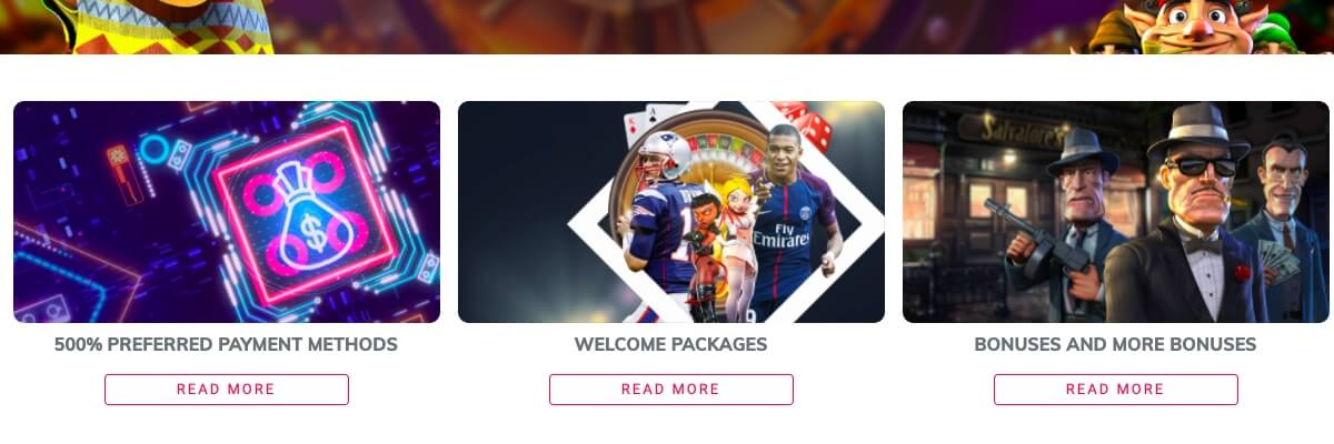Sportsandcasino promotions