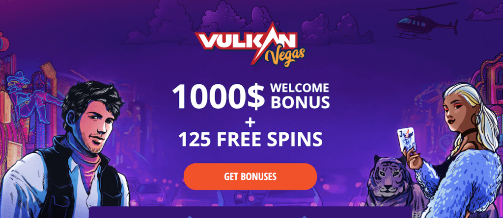 vulkan vegas welcome offer